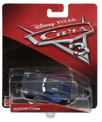 Jackson Storm Die Cast Vehicle