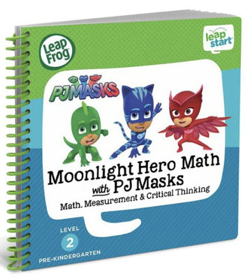 Leap Start PJ Masks