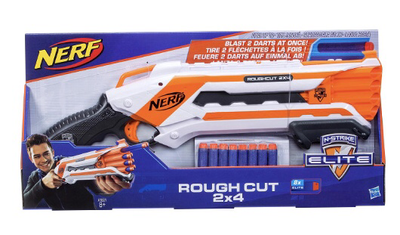 Nerf Rough Cut 2 x 4