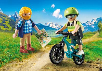 9129 Biker & Hiker