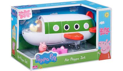Peppa Pigs Air Jet