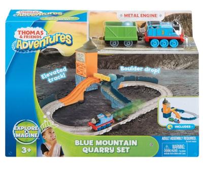 Thomas Adventures Blue Mountain Quarry