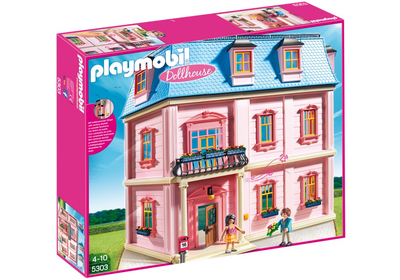 Deluxe Dollhouse Product No.: 5303