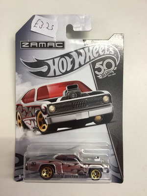 Hot wheels zamac edition Plymouth duster thruster