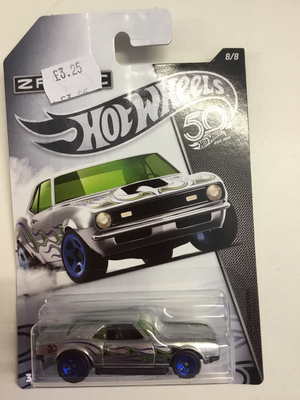 Hot wheels zamac edition 68 copo comaro