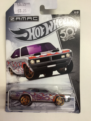 Hot wheels zamac edition 71 dodge demon