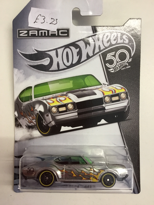 Hot wheels zamac edition 68 olds 442
