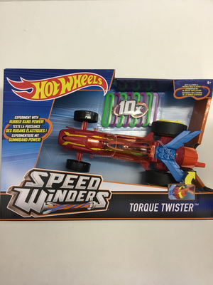 Hot wheels speed winders torque twister