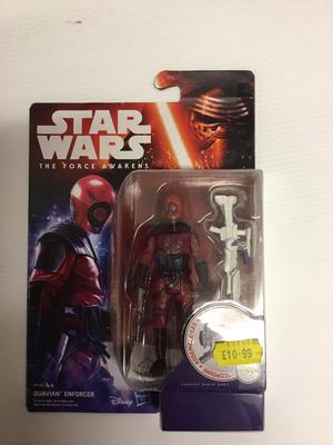 Guadiana enforcer Star Wars figure