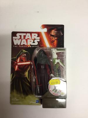 Kylo ren  Star Wars figure