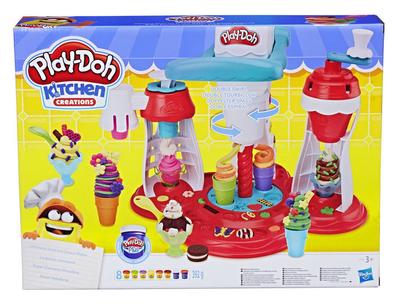 Play doh ultimate swirl ice cream maker
