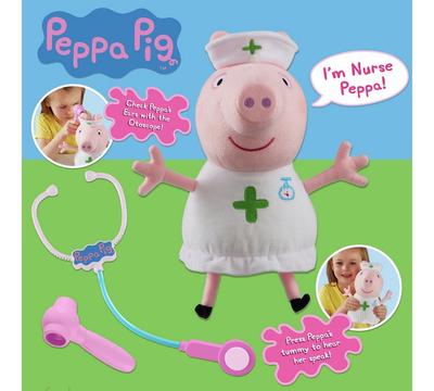 Peppa Pig Nurse
