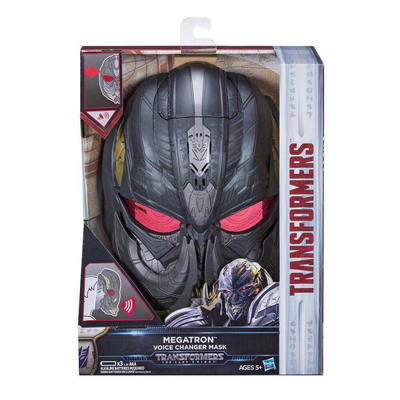 Transformers Megatron Voice Changing Mask