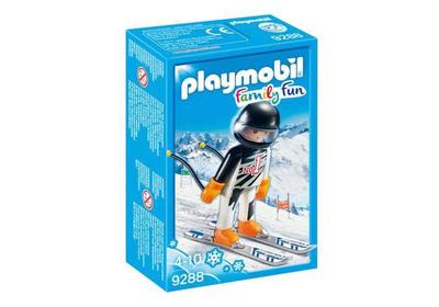 Playmobil 9284 Skier with poles