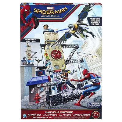 Spider-Man Vulture Attack Set