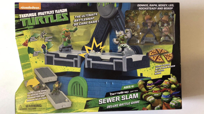 Sewer Slam