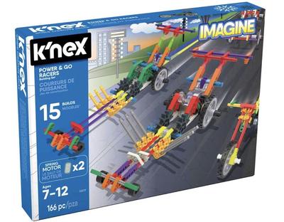 K'Nex Power & Go Racers