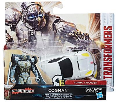 Cogman turbo changer