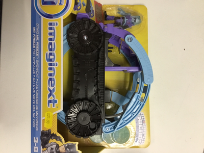 Imaginext mr freeze
