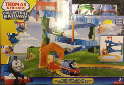 Thomas and Percy's raceway
