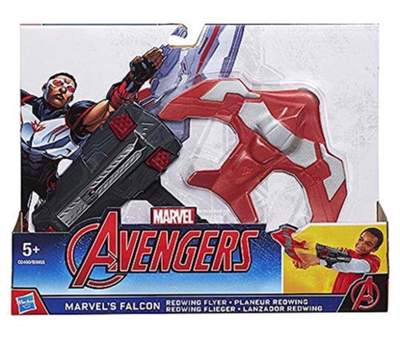 Marvel's Falcon Reowing Flyer