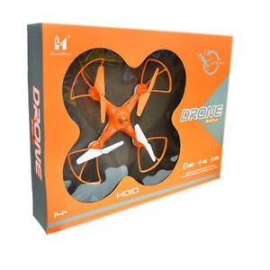 Hoio orange 360 spin drone