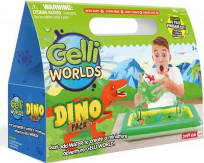 Gelli World Dino Pack