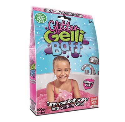 Glitter Gelli Baff Pink