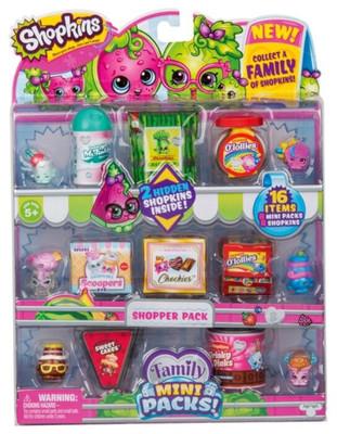 Family shopper packs ASSORTED
