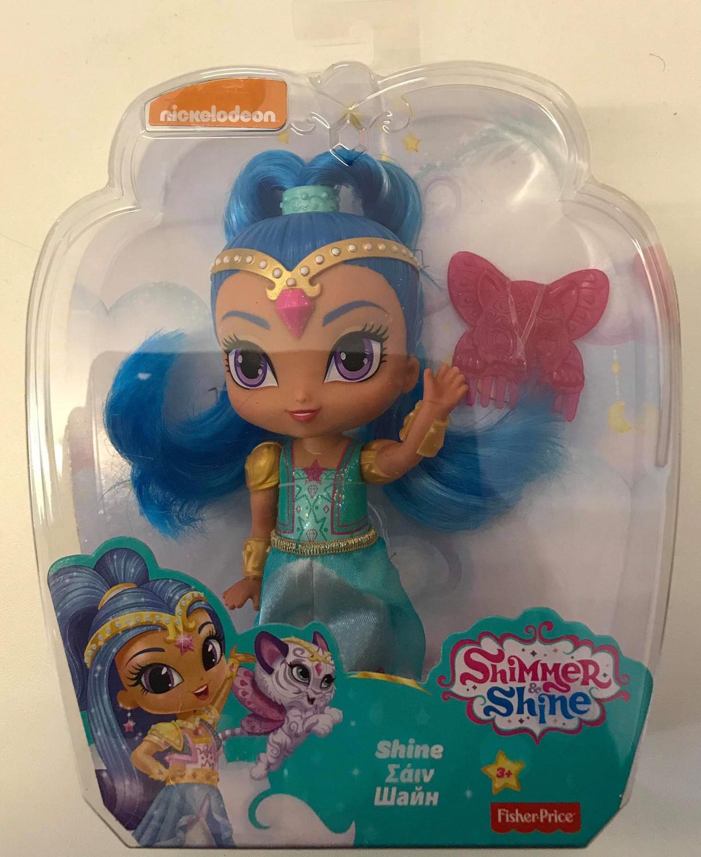Shimmer & shine - Shine doll