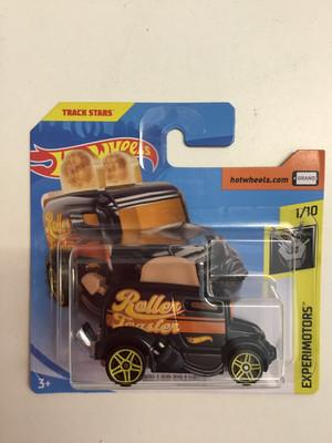 Hot wheels miniature Roller Toaster