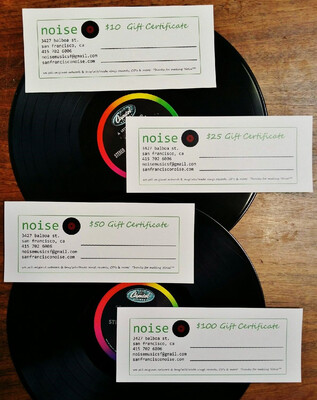 $200 Noise Gift Certificate