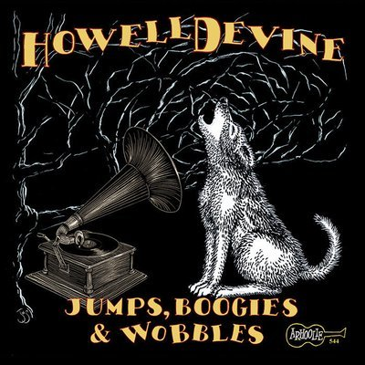 LP - Howell Devine - 'Jumps, Boogies, & Wobbles'