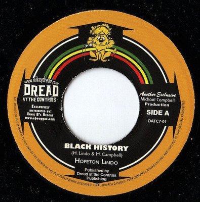 45 - HOPETON LINDO - BLACK HISTORY