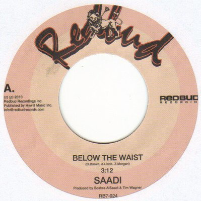 45 - SAADI - BELOW THE WAIST