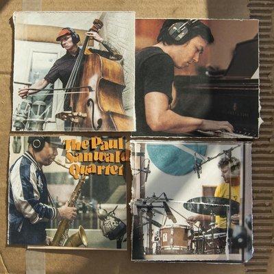 LP - Paul Sanwald - 'The Paul Sanwald Quartet'