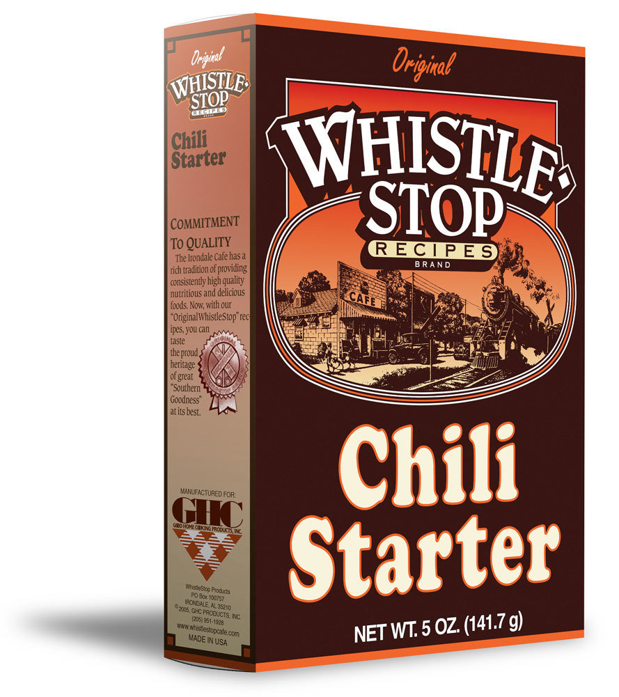 Chili Starter Mix | 5-oz | 1 Box
