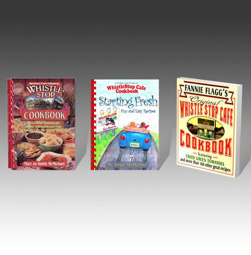 Cookbooks Gift Pack