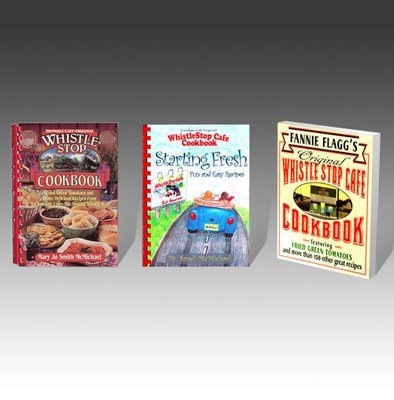 Cookbooks Gift Pack