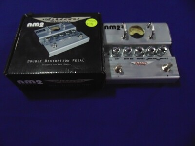 Ashdown NM2 Bass Distortion Pedal