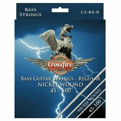 Bass Strings Regular 45-100
