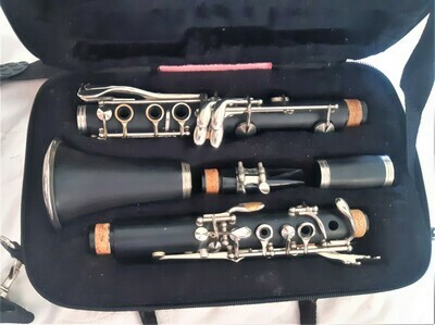 Clarinet Bb in Case