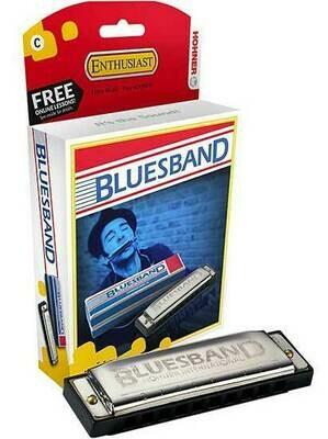 Harmonica Hohner BluesBand in C