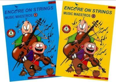 Encore on Strings Music Maestros