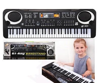Small Key 61-Key Keyboard