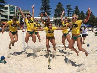 Beach Handball Player Registration
