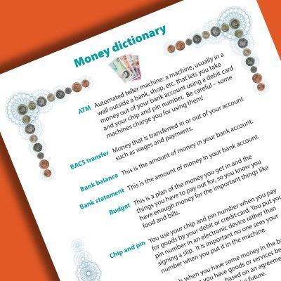Money & Banking Word Bank (Ref No: 00006)