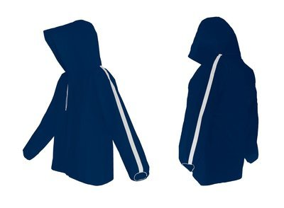 AllWeatherWare Waterproof Pullover For Men & Women  | Blue