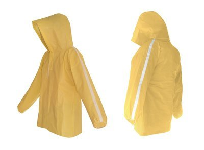 AllWeatherWare Waterproof Pullover For Men & Women  | Yellow