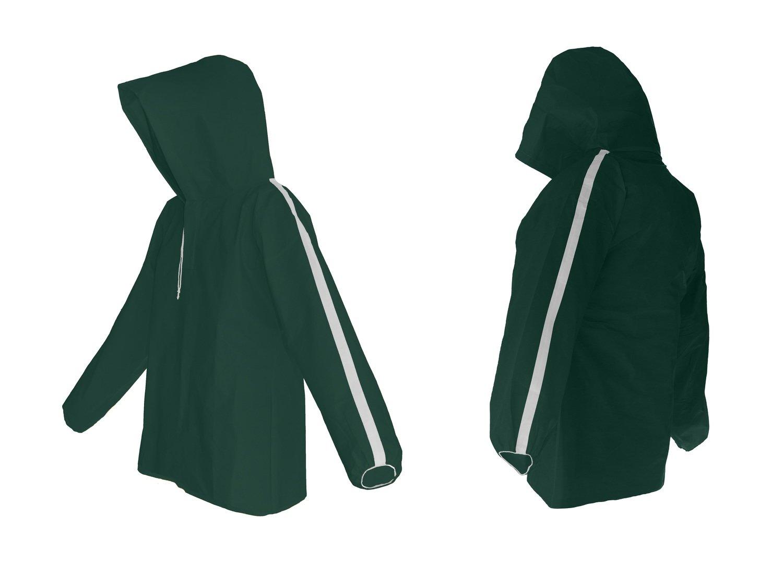 AllWeatherWare Waterproof Pullover For Men & Women | Green